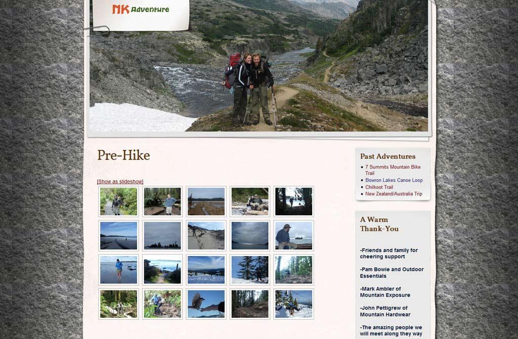 NK Adventure