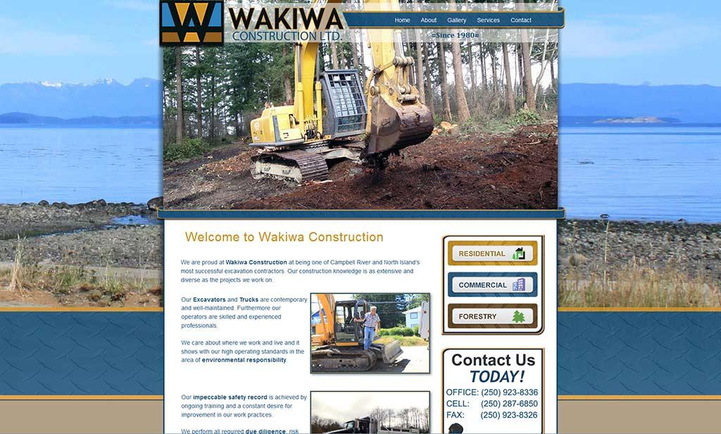 Wakiwa Construction